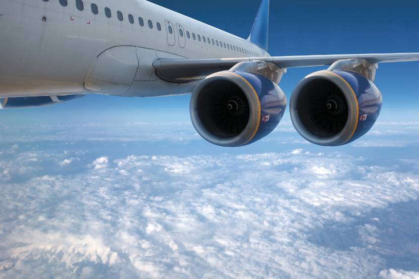 Aviation emissions trading