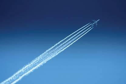Emissions monitoring for aviation